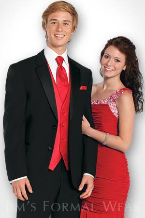 [Image: Abundant Flowers offers tuxedo rental for prom and all your special occasions. ]